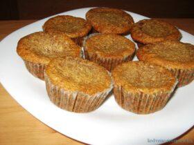 Juharszirupos muffin: Juharszirupos muffin