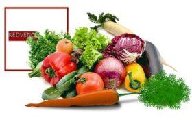 zöldségek, zöldséges ételek, zöldséges receptek