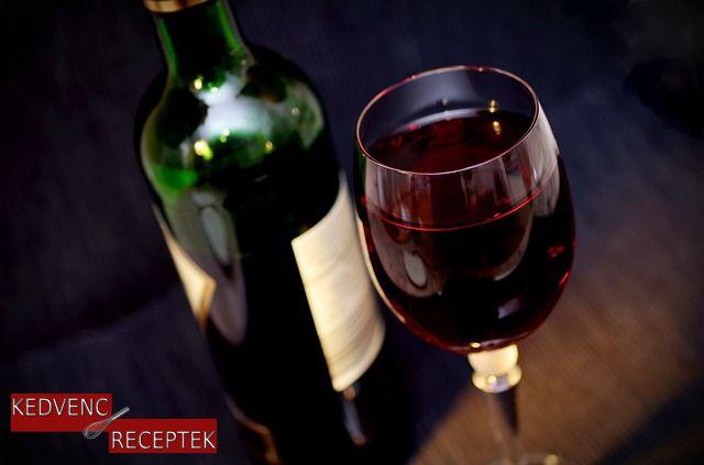Bor, vörösbor | kedvenc-receptek.hu