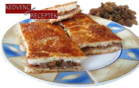 Házias almáslepény | Sütemény receptek