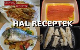 hal, halétel, hal recept, hal receptek, halas receptek | kedvenc-receptek.hu