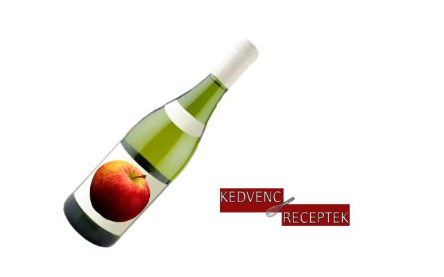 almabor, bor, almás bor, forralt almabor télire