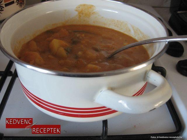 Kelkáposzta főzelék recept: Többször felmelegíthető, finom főzelék