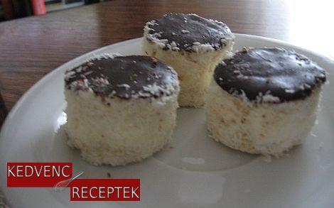 Hólabda sütemény recept