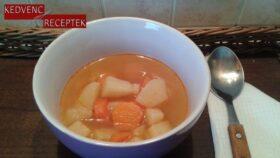 Krumplileves | kedvenc-receptek.hu