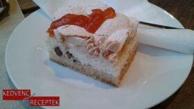 Rákóczi túrós lepény - édes sütemény receptje