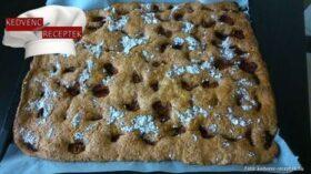 Édes süti - Szilvás sütemény egyszerűen