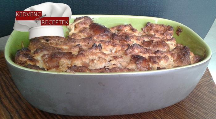 Így készül a Máglyarakás kalácsból egyszerűen - kedvenc-receptek.hu