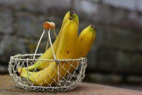 Banán, banános