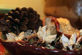 Kihagyhatatlan karácsonyi illatok - potpourri