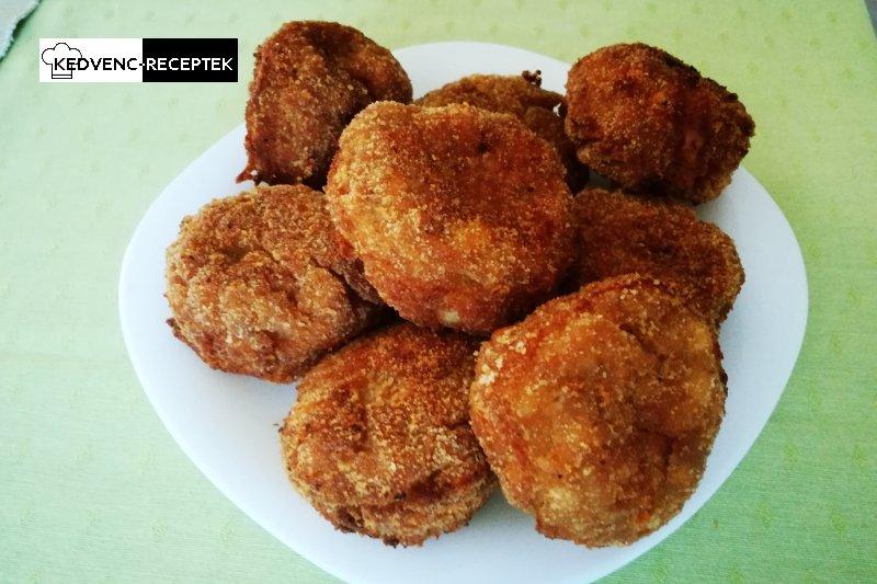 Fasírt recept: Hidegtálra, főzelékekhez, vagy önállóan körettel is nagyon finom a fasírt