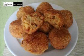 Cukkini fasírt: Melegen, hidegen nagyon finom vegetáriánus étel