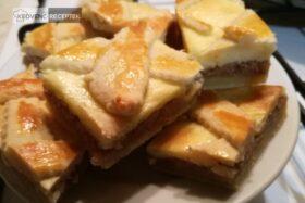 Rácsos, pudingos, almás pite